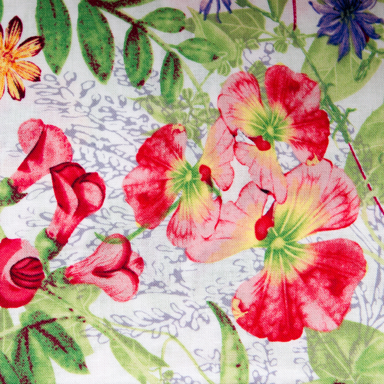 Walk in the Wildflowers print