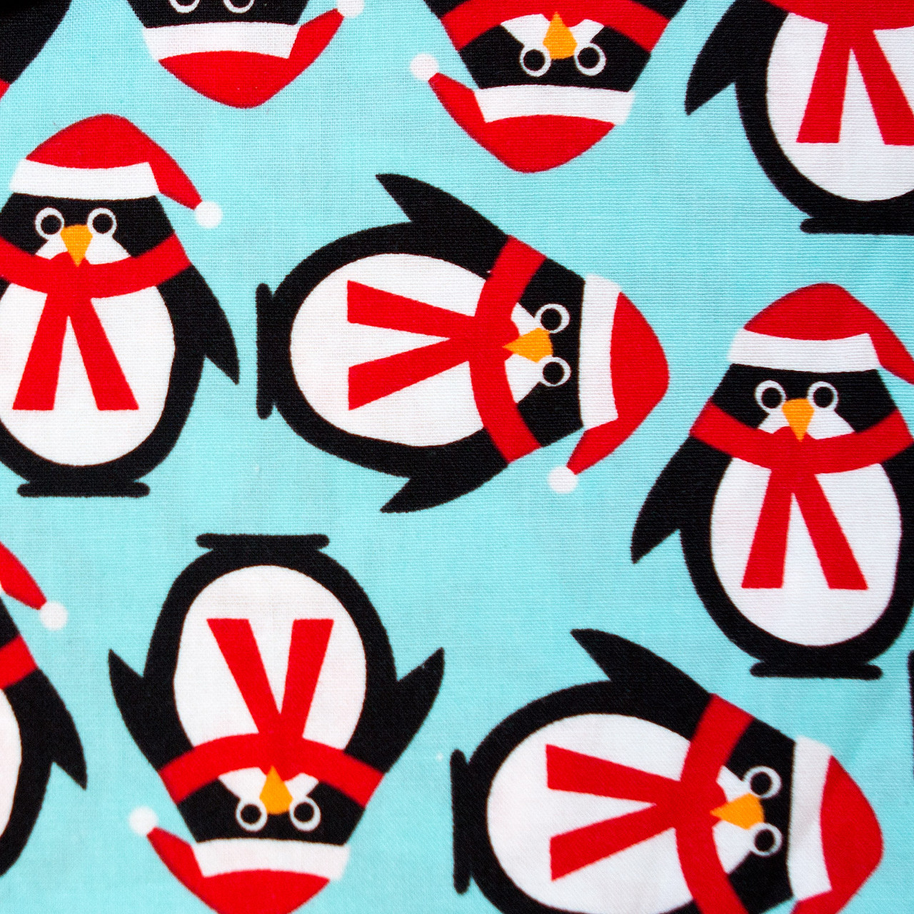 Penguin Playtime print