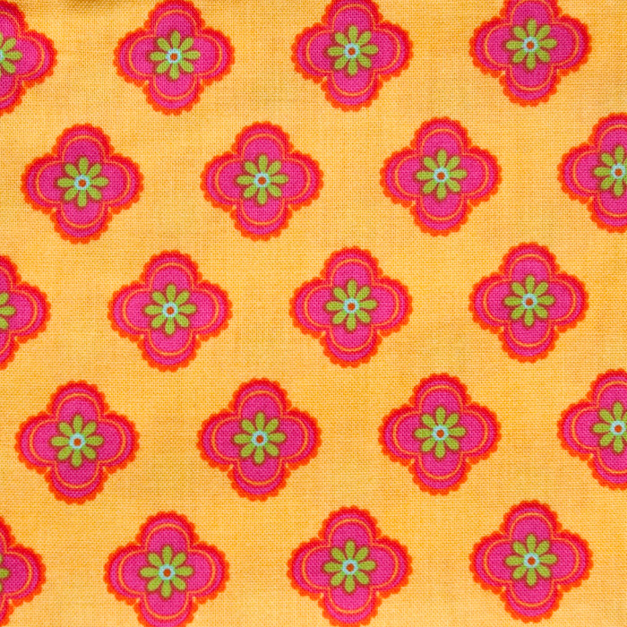 Guadalupe print scrubs fabric for the operating room hat