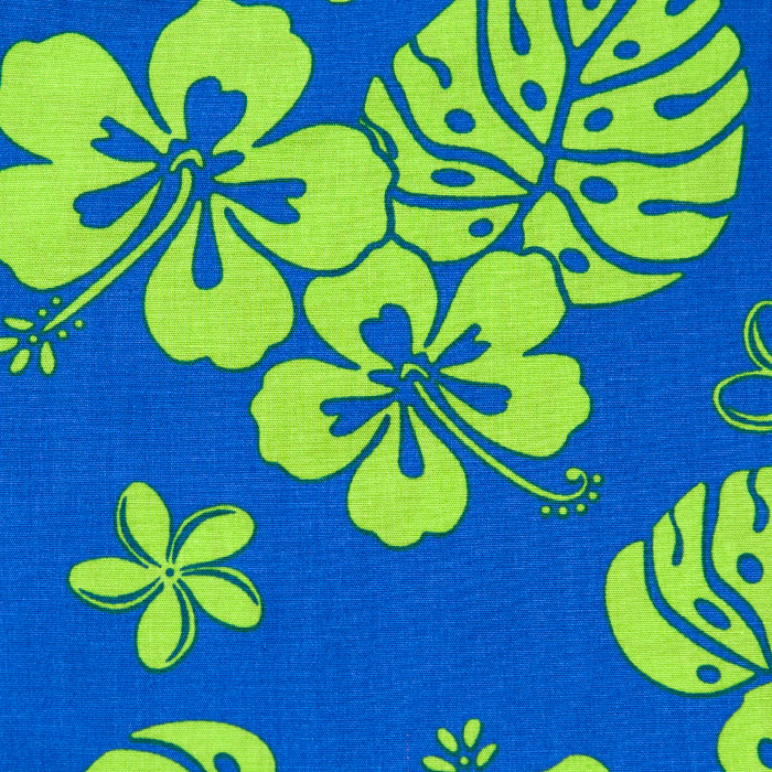 San Juan  print scrubs fabric for the operating room hat