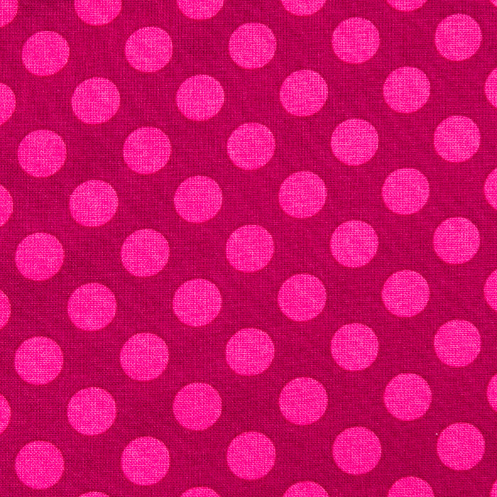 Boysenberry print scrubs fabric for the operating room hat