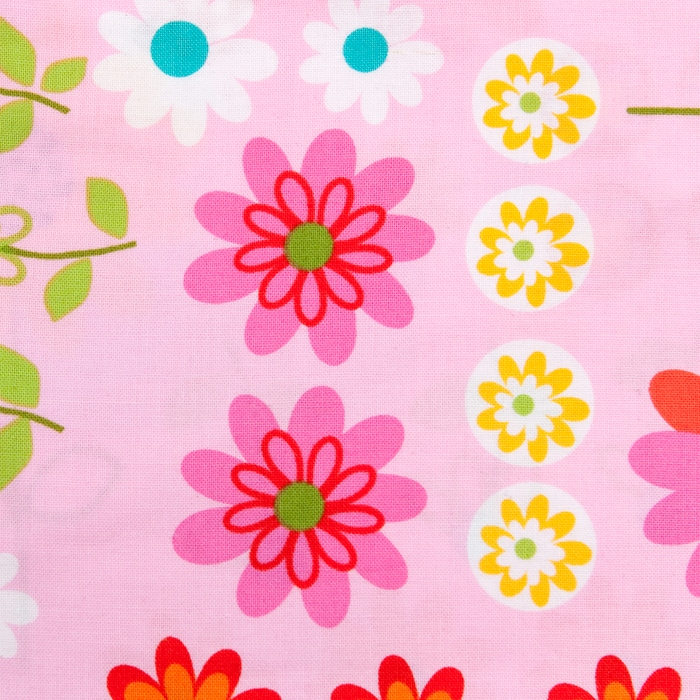 pixie fabric pattern print scrubs fabric for the operating room hat