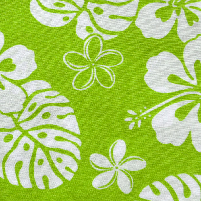 Ahualoa  print scrubs fabric for the operating room hat