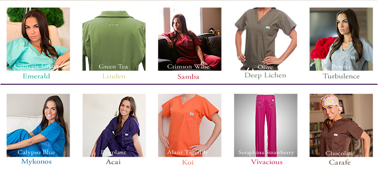 fall scrubs at bluesky