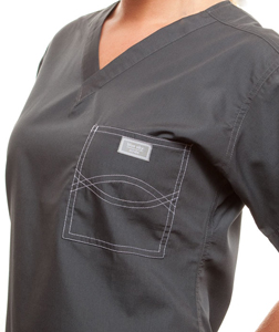 women's greys scrubs