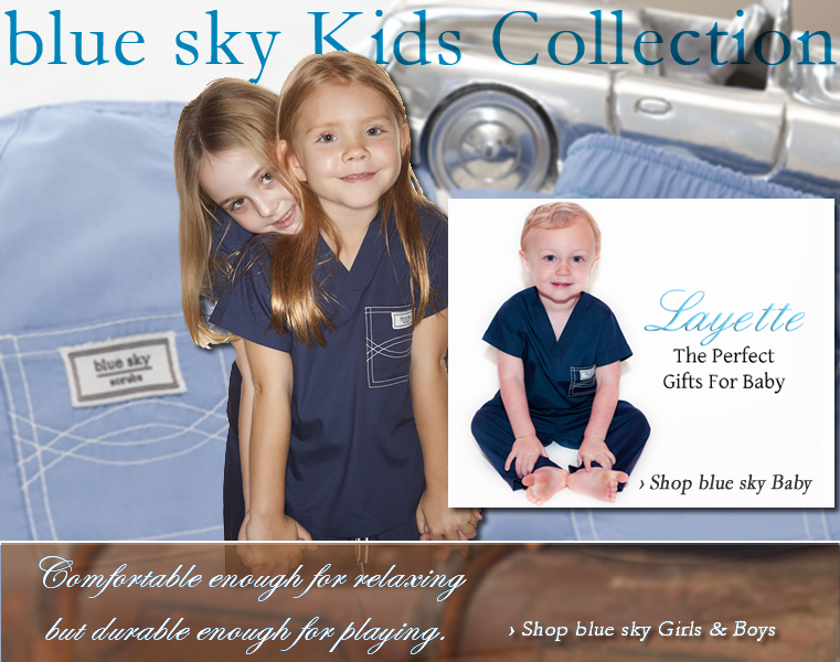 Scrubs for Baby and Children