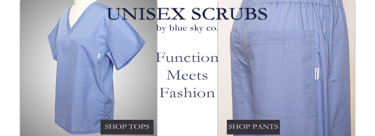 unisex OR uniform scrubs