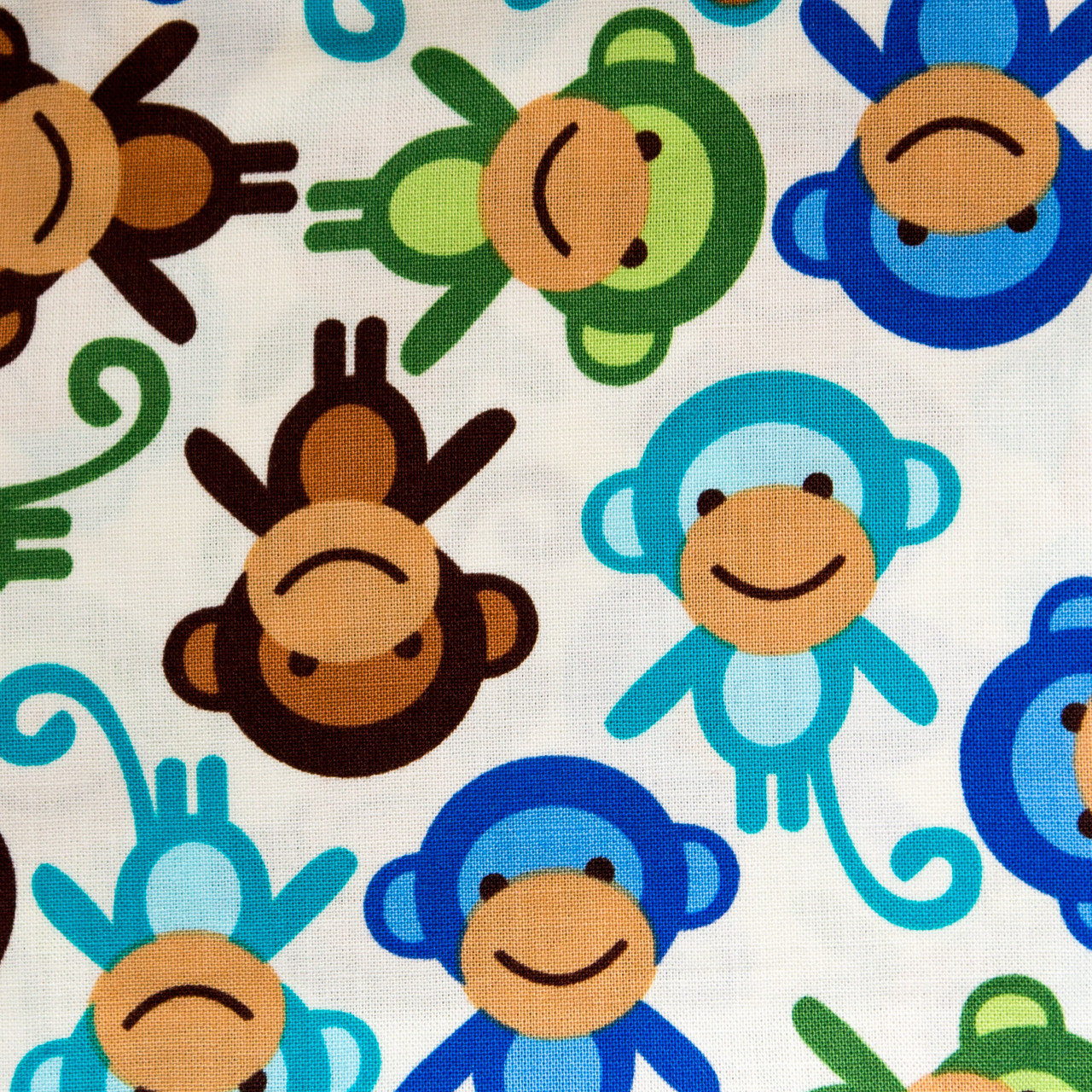 Monkey Business print