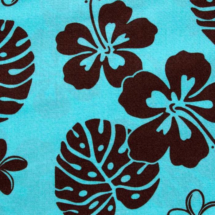 Hamoa print scrubs fabric for the operating room hat