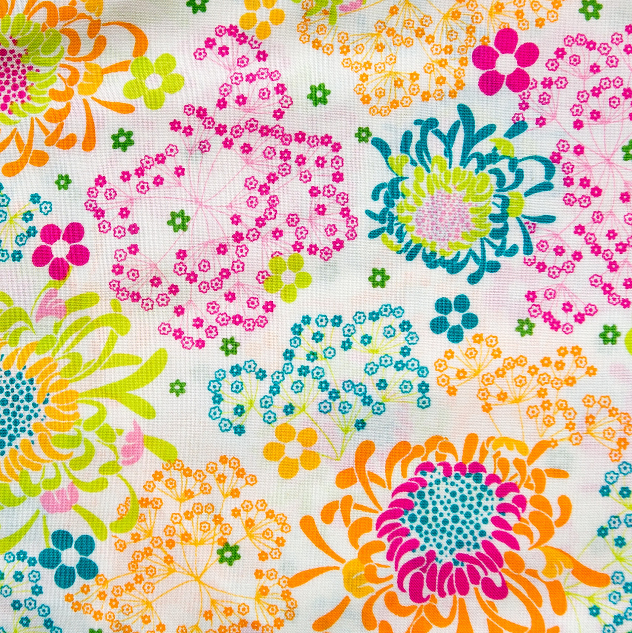 Sunrise Garden print