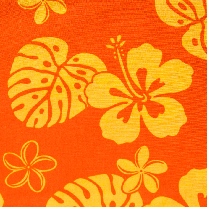 Halawa print scrubs fabric for the operating room hat