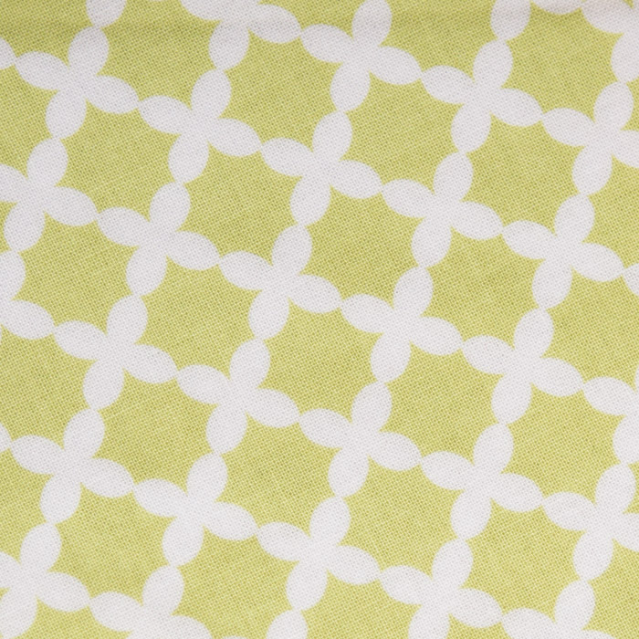 Bay Laurel print scrubs fabric for the operating room hat