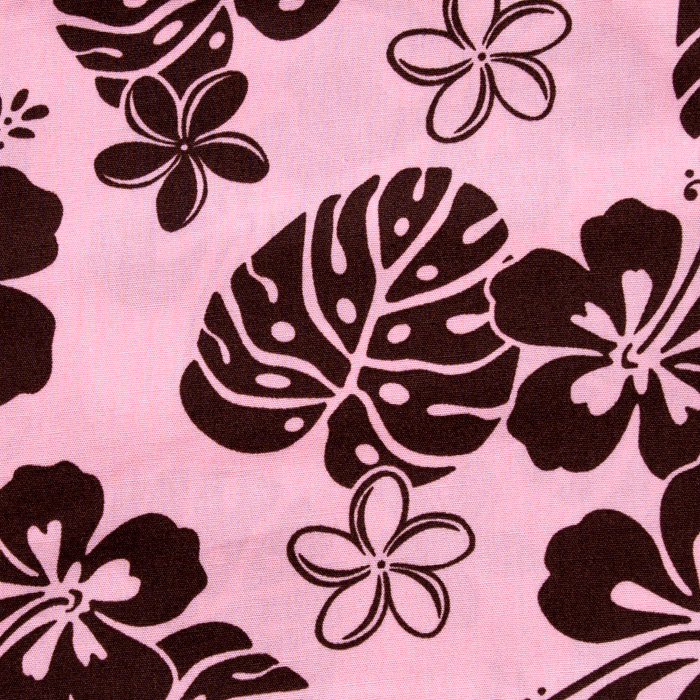 Lanikai  print scrubs fabric for the operating room hat