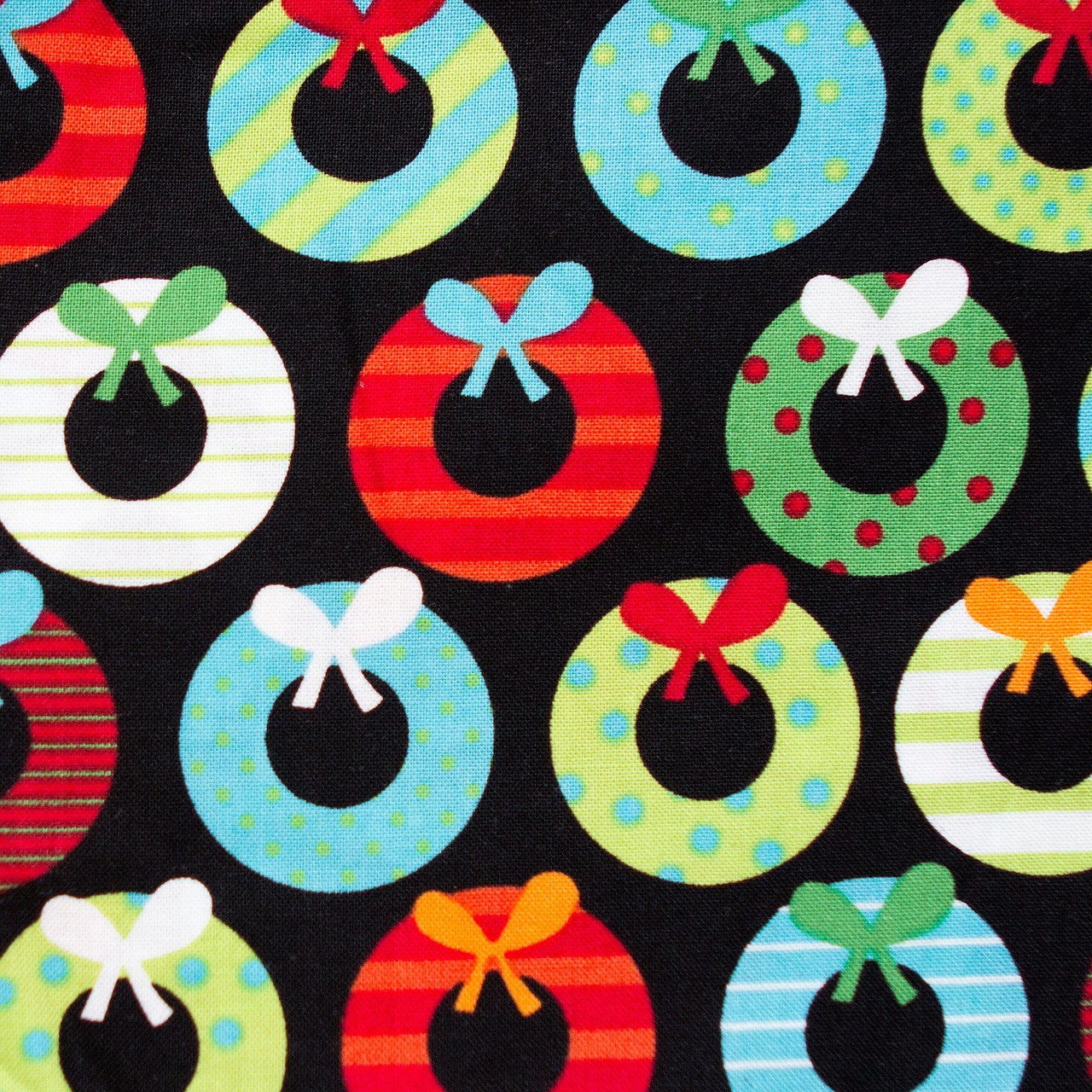 Wreaths Galore print