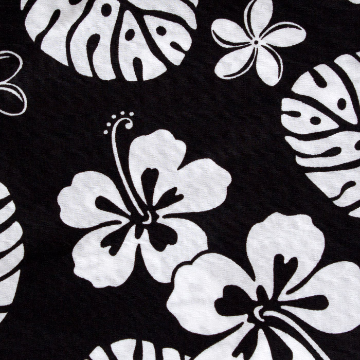 Mahana  print scrubs fabric for the operating room hat