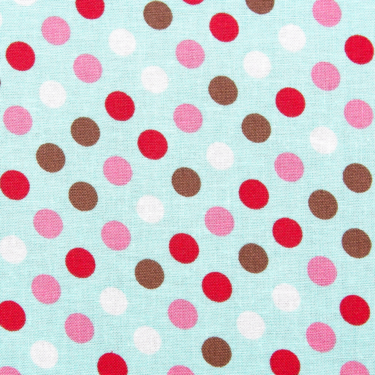Mint Chocolate Chip print scrubs fabric for the operating room hat