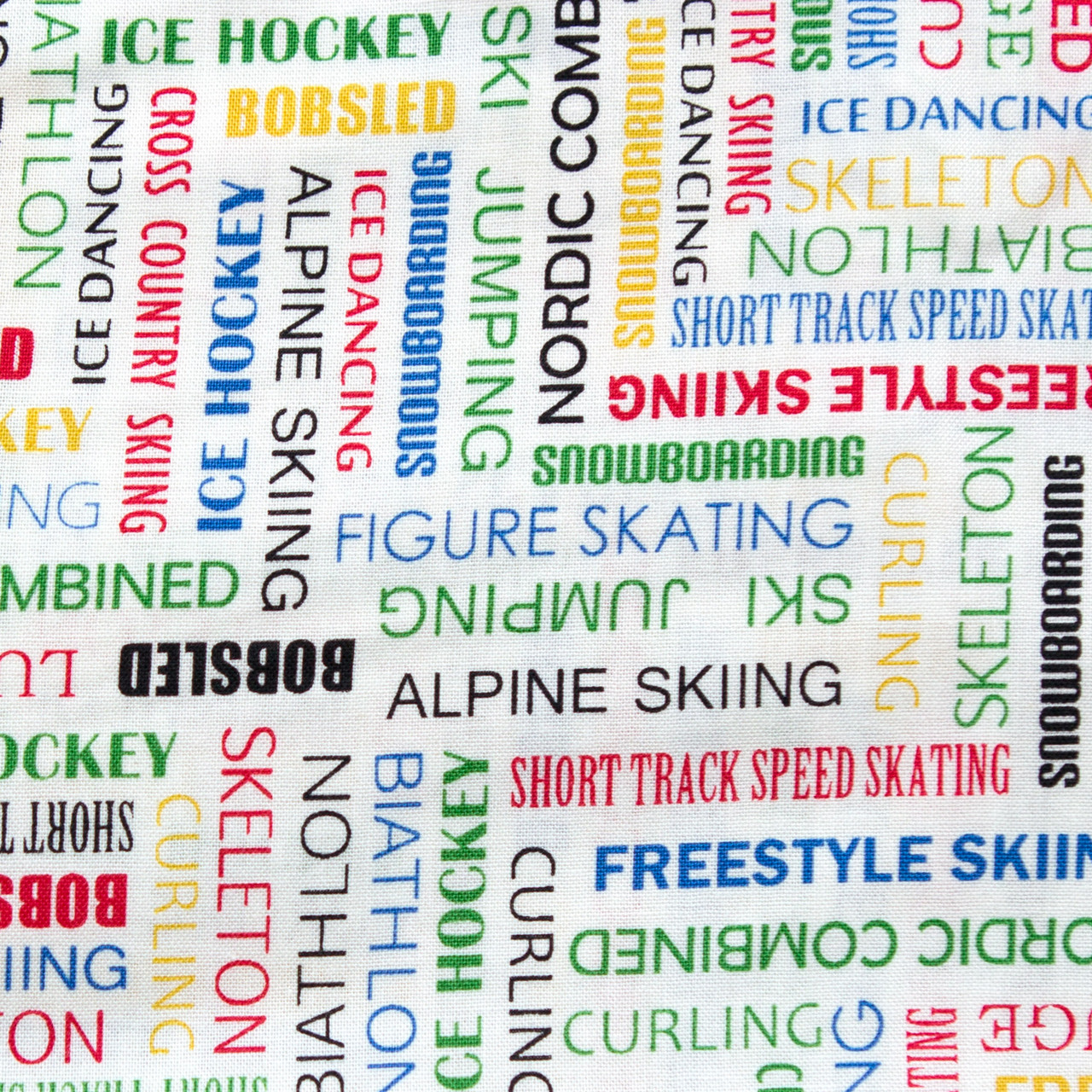 Luge print