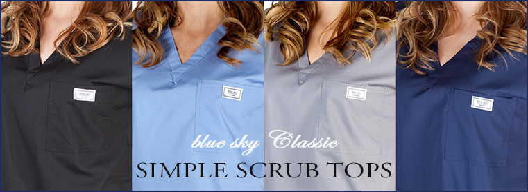 surgical uniforms scrub tops